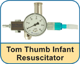 Tom Thumb Infant Resuscitator