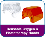 Single Patient Use Oxygen Hoods