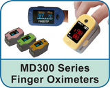 MD300 Series Finger Oximeters