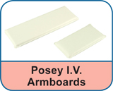 Posey I.V. Armboards