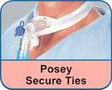 Posey Secure Ties