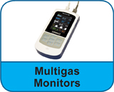 Multigas Monitors