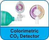 Colorimetric CO2 Detector