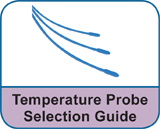 Temperature Probe Selection Guide