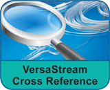 VersaStream Cross Reference